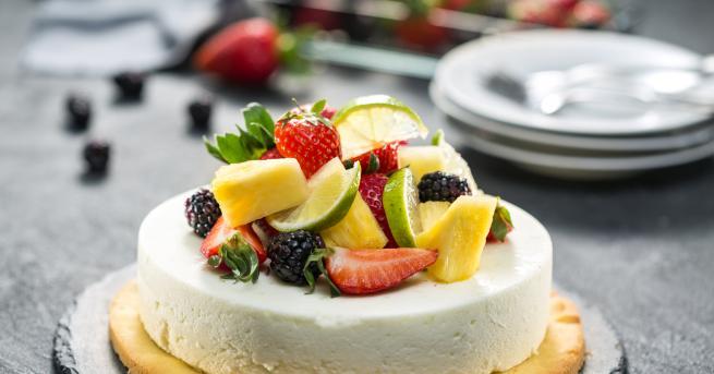 Лято 2019 Идеалният десерт за лятото Освежаваш и пухкав 15