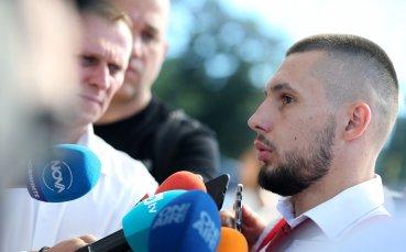 Турицов: Тези пропуски ще ги реализираме в официалния мач