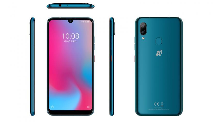А1 пусна втори собствен смартфон