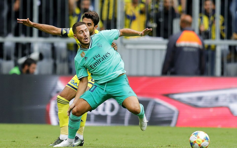 Оби Микел за Азар: Той е най-мързеливият футболист, с когото съм играл