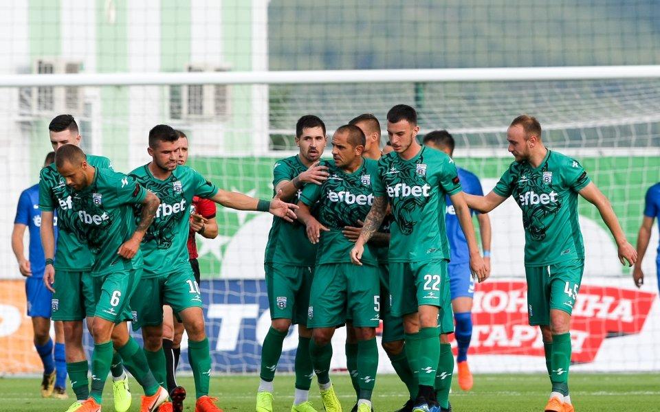 Даниел Кутев се завърна в групата на Витоша за Левски