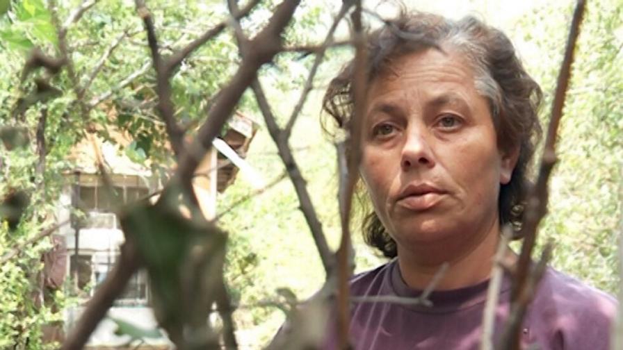 Майката на Мартин Трифонов - Стоянка Стоянова