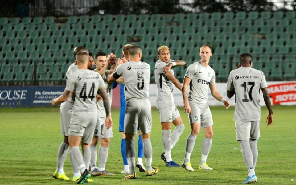 Отборът на Лудогорец излиза срещу словенския Марибор в първи пелйоф