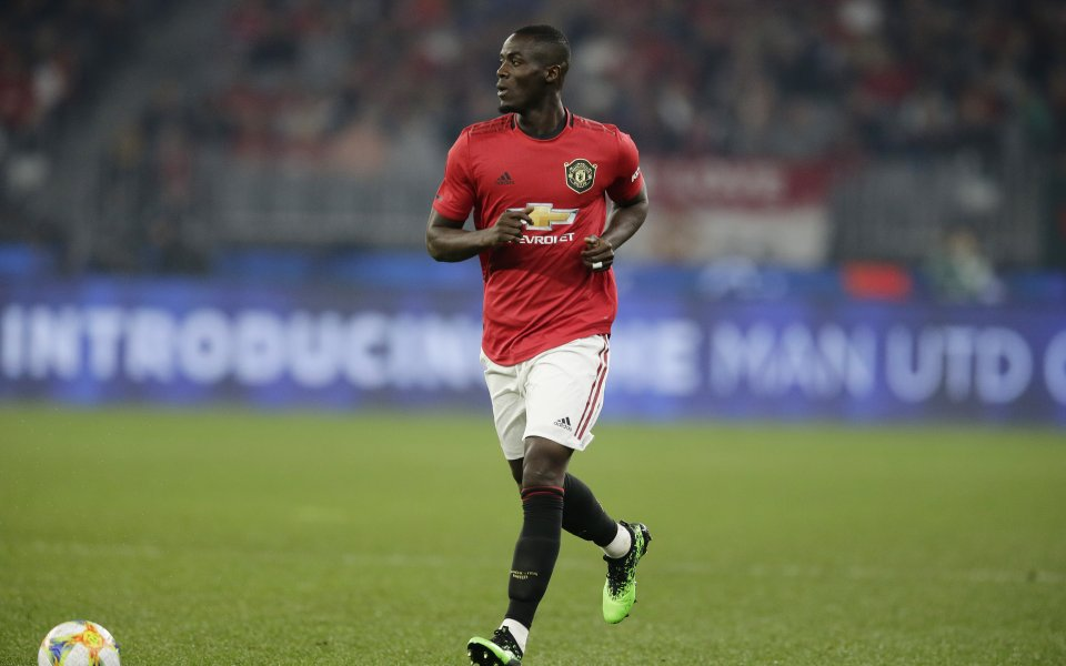 Снимка: Юнайтед предлага нов договор на Баи
