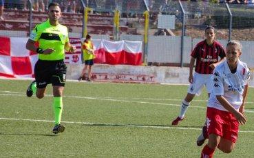 Националка смени отбора в Италия