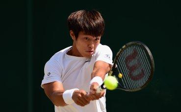 Глух тенисист с първи успех в АТР, Мъри аут в Уинстън Салем