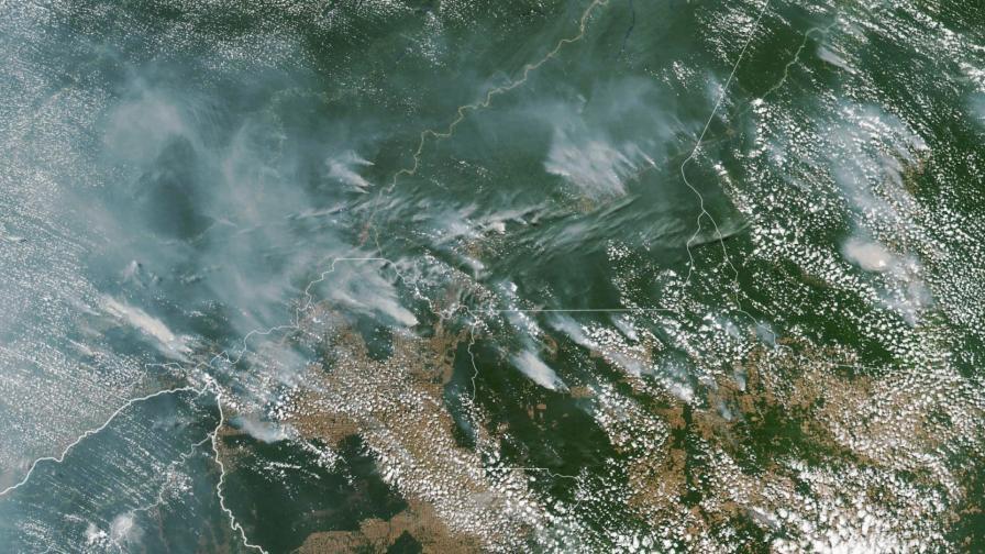 Пожарите в амазонските тропически гори