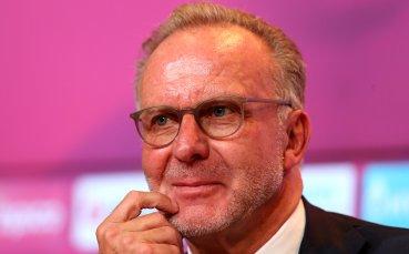 Румениге: ФИФА е длъжна да намери решение за изтичащите договори
