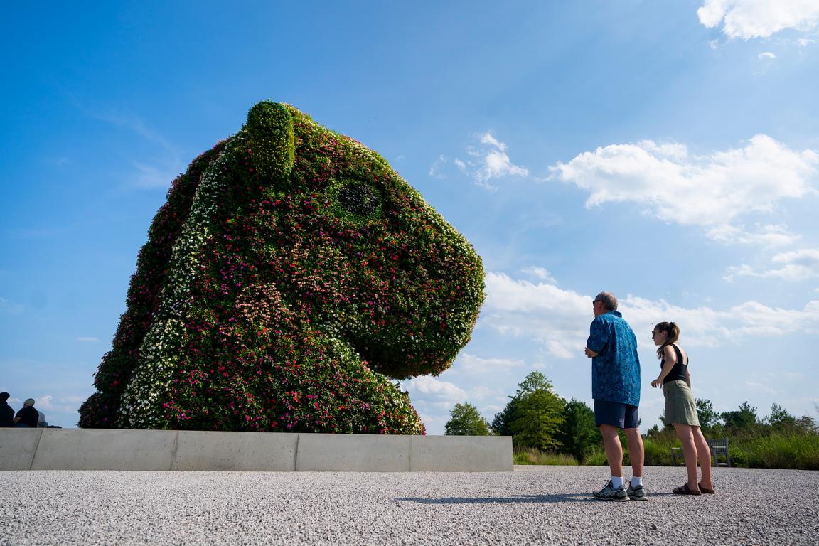 """Mузеят """"Гленстоун"""" се намира в Потомак, Мериленд, САЩ"""