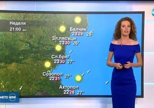 Прогноза за времето (24.08.2019 - централна емисия)