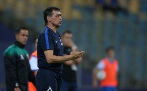 Хубчев: Видях много желание за победа, което е важното