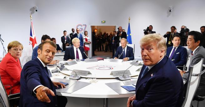 Свят Тръмп след Г-7: Мисля, че те уважават търговската война