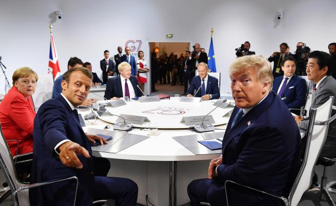 Тръмп след Г-7: Мисля, че те уважават търговската война
