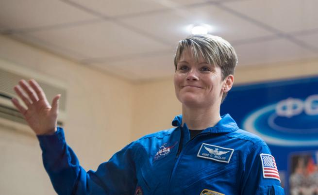 Хакер в космоса: обвинението срещу астронавтката Ан Макклейн