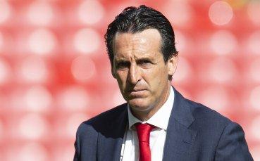 Юнайтед уволнява Унай Емери?
