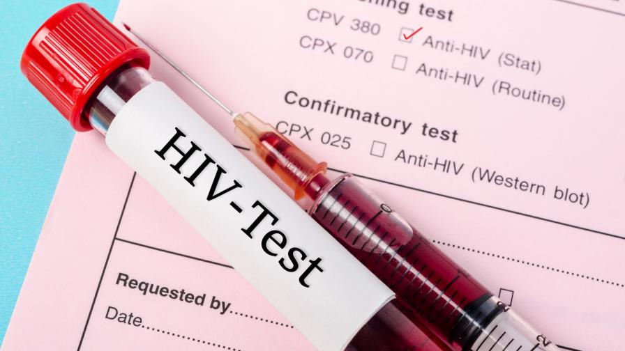 <p>Пробив в лечението срещу вируса на СПИН</p>