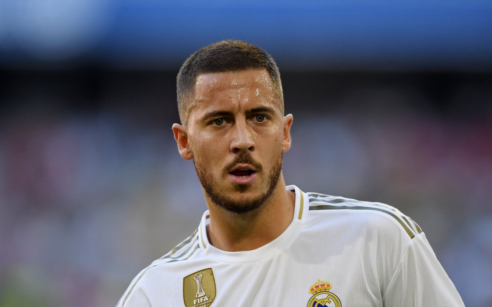 Зизу посъветва Азар да не играе за Белгия