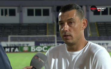 Томаш: Когато няма как да спечелим, поне не бива да губим