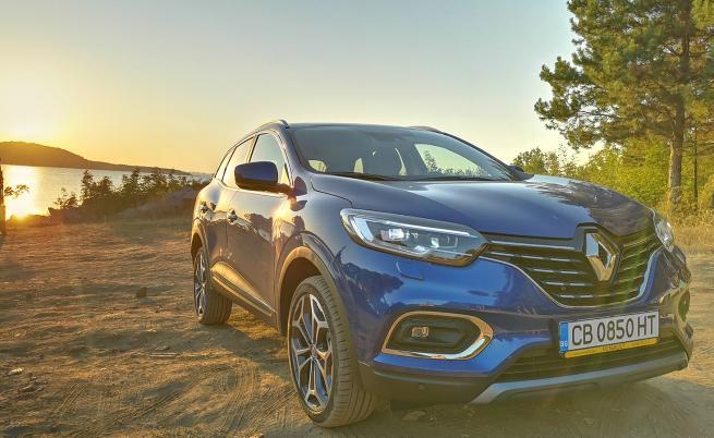 Тестваме аргументите за пазарен успех на Renault Kadjar