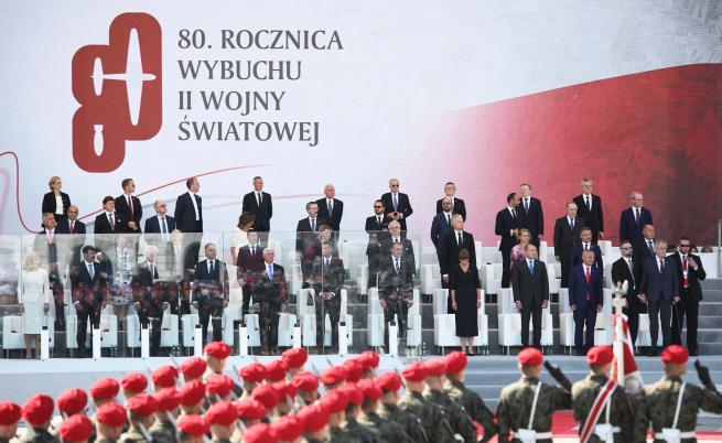 Във Варшава: 80 години от избухването на Втората световна война