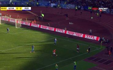 ЦСКА - Левски 2:2 /репортаж/
