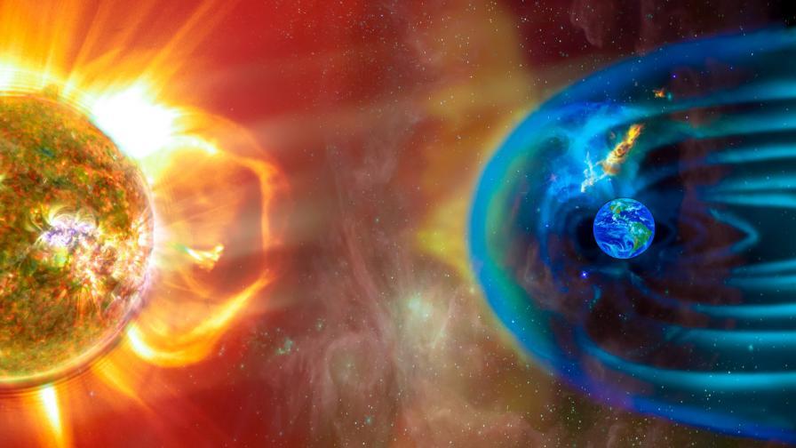 Магнитна буря удари Земята, как ще ни повлияе