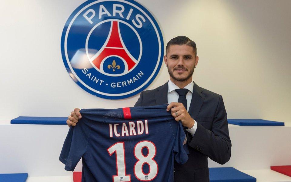 Икарди не иска да се връща в Интер