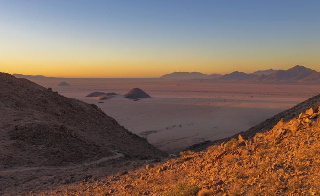 Мистерия в най-старата пустиня в света