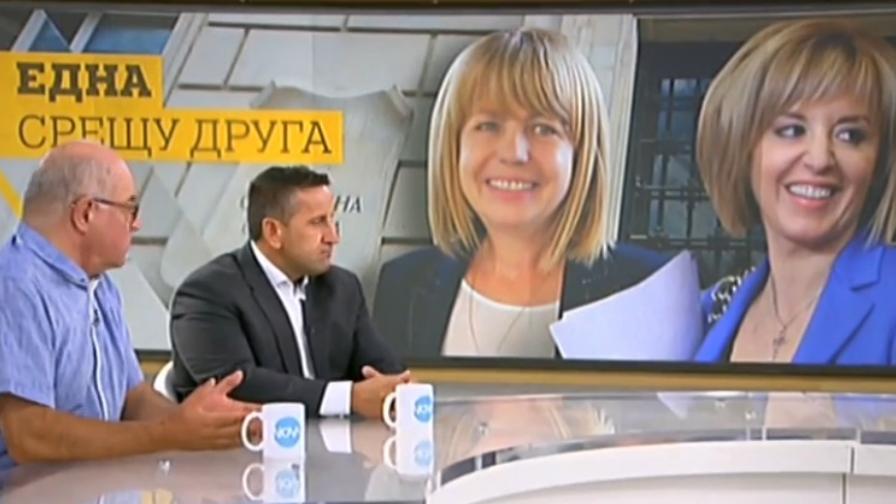 <p>Стойчев срещу Харизанов: Кой ще победи в София</p>