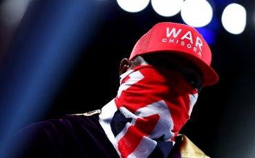 Чисора: Реваншът срещу Уайлдър ще е катастрофален за Фюри