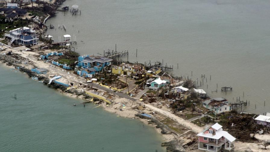 <p>Още <strong>жертви</strong> на урагана <strong>&bdquo;Дориан&rdquo;</strong>, той <strong>вилнее във Флорида</strong></p>