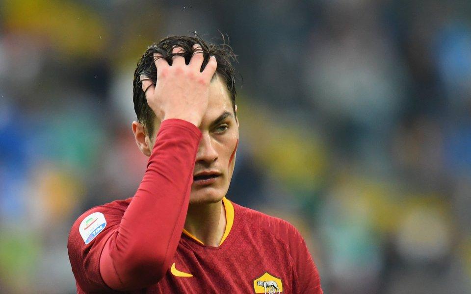 Шик след напускането на Рома: Бях като в капан