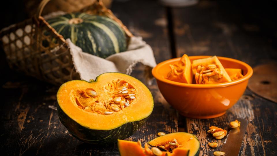 Какво да сготвим с тиква: 14 бързи есенни рецепти