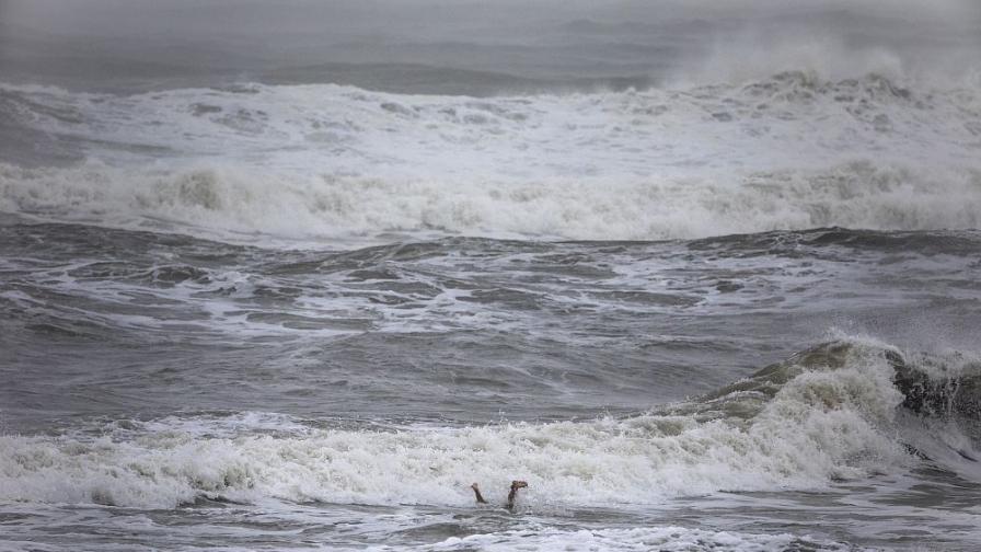 Ураганът Дориан