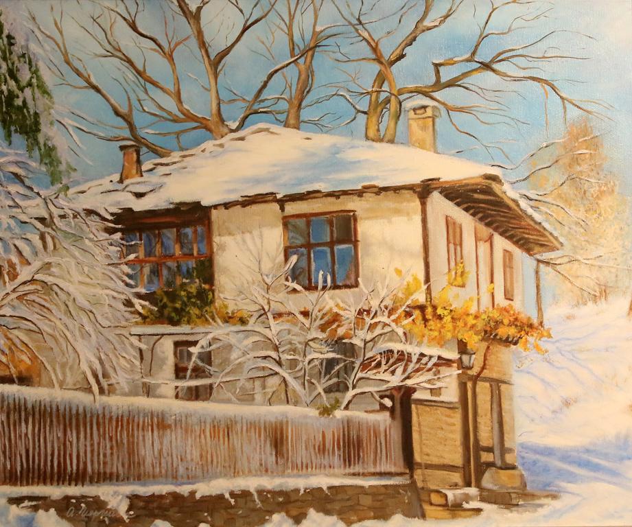 Зимен уют в Боженци