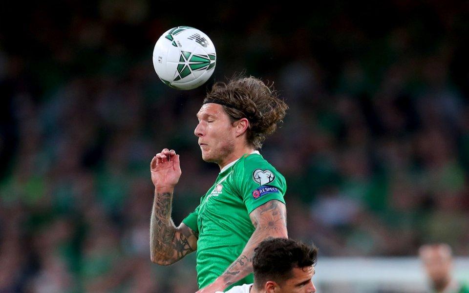 Ирландия дава шанс на резервите срещу България