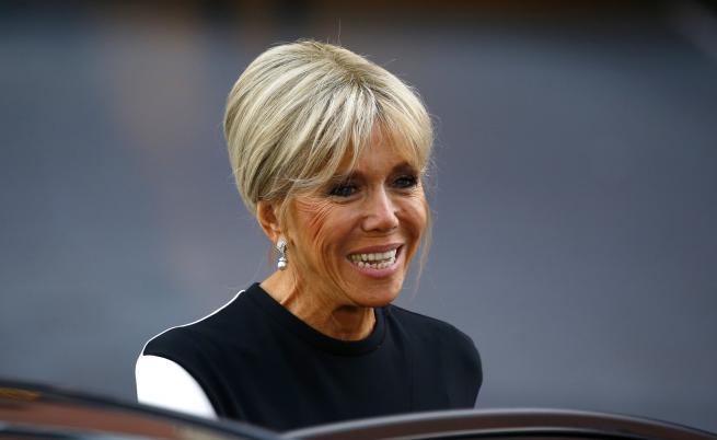 Министър за г-жа Макрон: Тази жена наистина е грозна