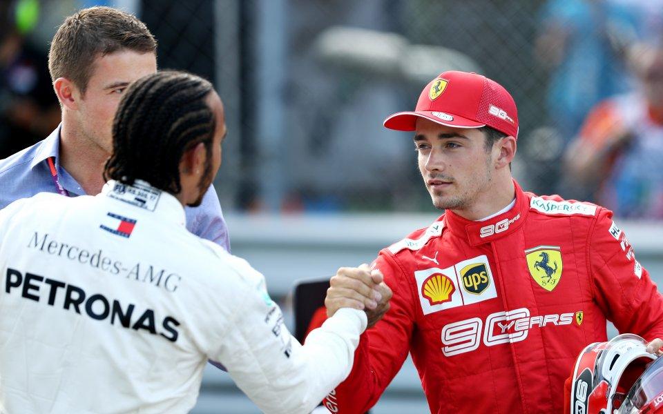 Хамилтън не изключи възможността да премине във Ферари