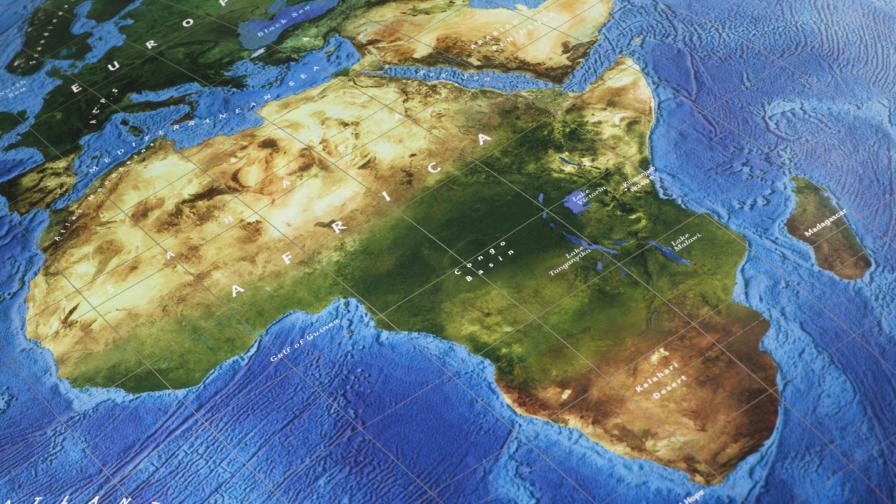 <p>За тайните на континент, изгубен под Европа</p>