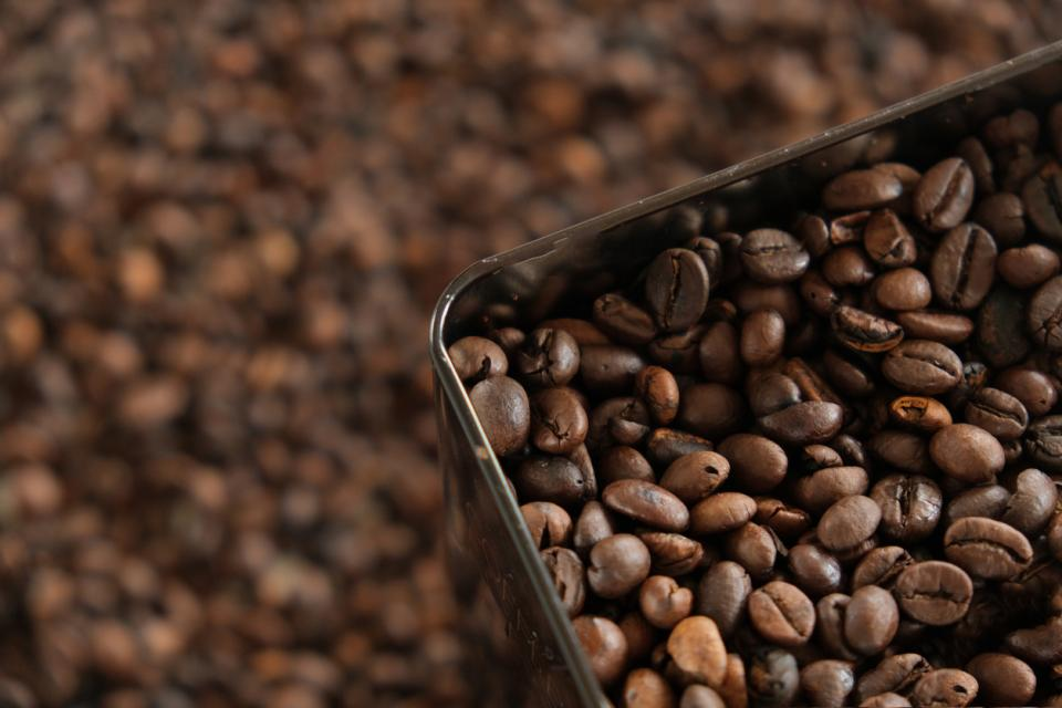 кафе кофеин