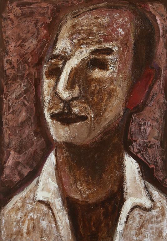 <p>Мъжки портрет</p>