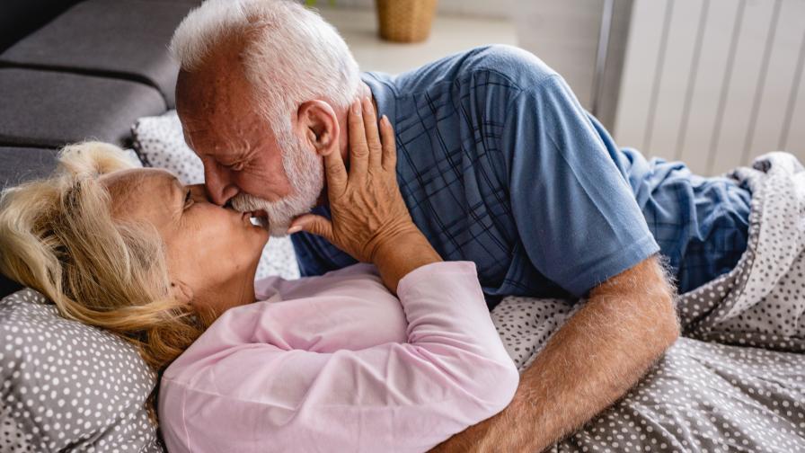 <p><strong>Липсата на секс </strong>след 50-годишна възраст крие рискове за здравето</p>