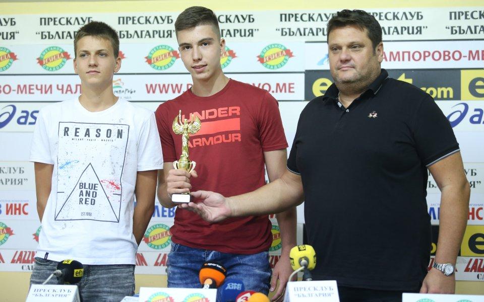 Мартин Стоев призна вина за загубения финал на Евроволей 2019