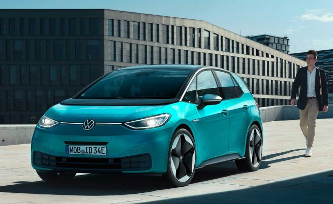 Това е електромобилът за масите: Volkswagen ID.3