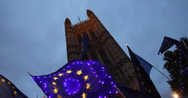 Свят Брекзит - последно действие, първа сцена Брюксел вече нямат