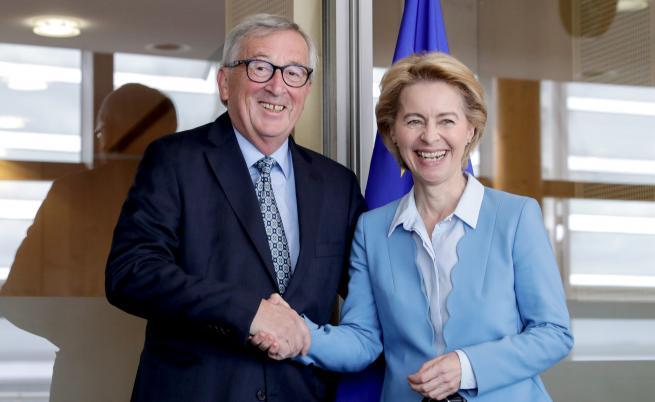 Politico: Екипът на фон дер Лайен, в сравнение с екипа на Юнкер