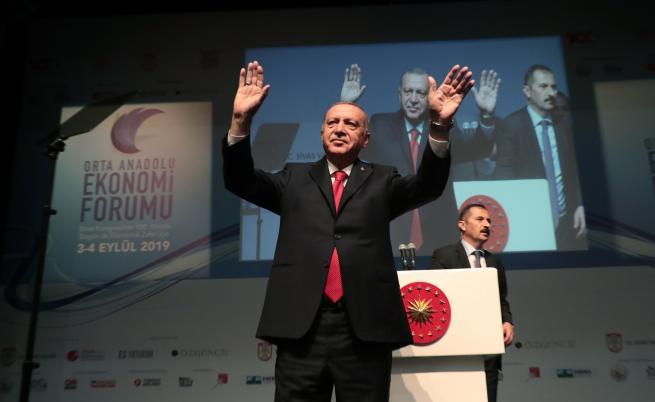 Ердоган с мегапроект срещу идващата глобална криза