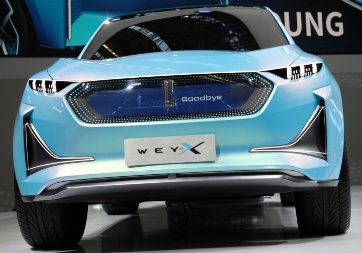 автомобили изложение франкфурт електрически коли