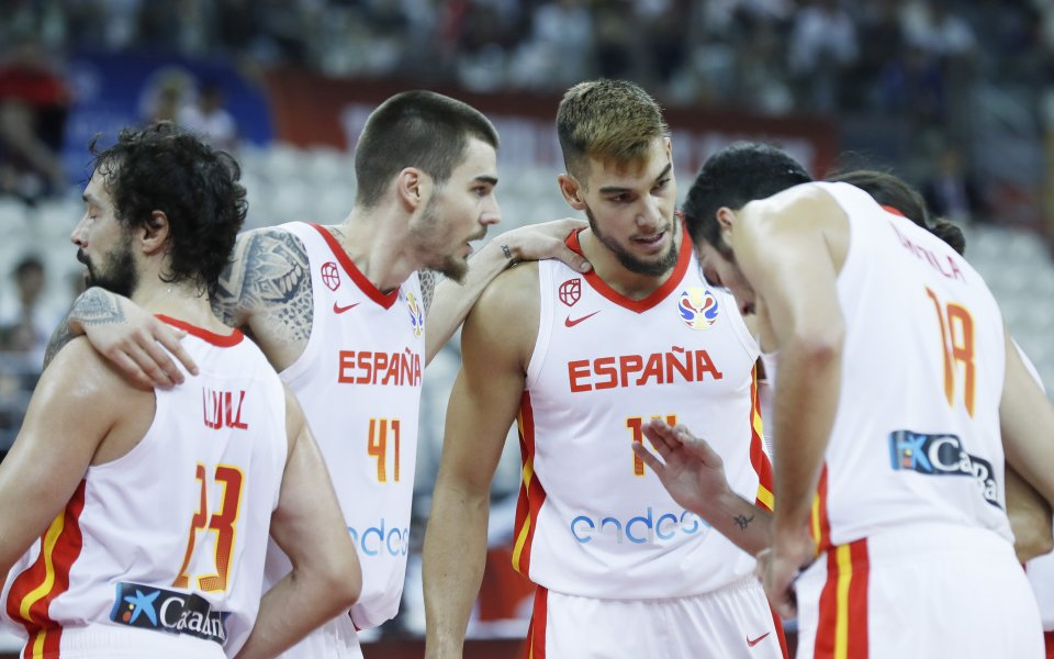 Испания секна полската приказка на Световното по баскетбол