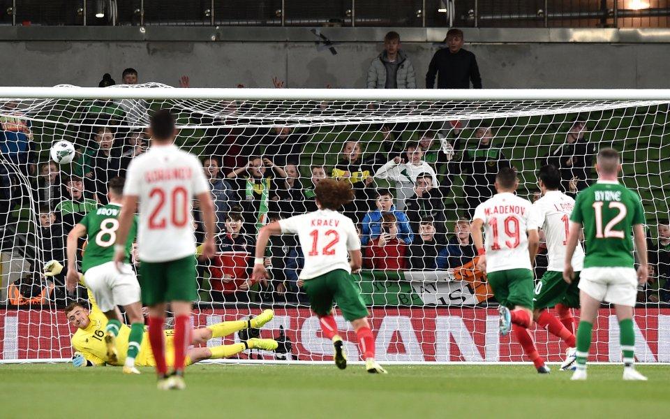 Ирландия и България излизат тази вечер в приятелски мач, докато
